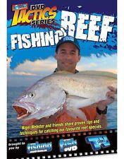 Reef Fishing Tactics DVD LAST IN STOCK!