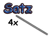 4x Zuganker für Zylinder/Zylinderkopf M6x126mm Stiftschraube S51 S70 KR51/2 SR50