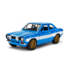 Fast and Furious Brians Ford Escort 1:24 Scale Jada 99572 New
