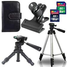 Ultimate Camera Tripod Accessory Kit for Canon and Nikon DSLR Cameras