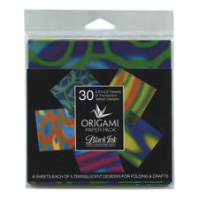 Origami Paper 30 Sheets Funky Vellum Designs