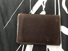 Vintage Leather School Florence Leather Wallet