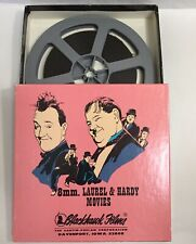 LAUREL AND HARDY Love and Hisses Super 8mm Silent Movie Blackhawk Film 1927