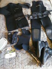 NeoSport, ScubaPro, DeepSee Scuba Diving Snorkeling Suit - Complete - New Cond!