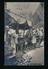 Algeria Alger CASBAH Rue Sidi Ramdan c1900/20s? RP PPC
