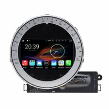 "AUTORADIO 7"" Android 9 OctaCore 64GB Wifi Mini Cooper GPS Navigatore Mp3 Mp4 DVD"
