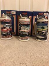 Budweiser Classic Car Stein Lot