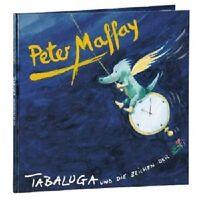 PETER MAFFAY - TABALUGA UND DIE ZEICHEN DER ZEIT (BUCH MIT CD) CD 10 TRACKS NEU