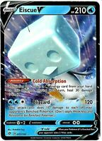 Eiscue V 055/192 - Ultra Rare - Pokemon Sword and Shield Rebel Clash