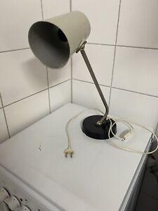 DDR Lampe veb leuchtenbau schreibtischlampe Tischlampe