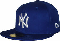 NEW Era Cap 59 Fifty Fitted New York Yankees MLB Baseball Cap Hat Baseball Cap