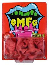 OMFG SERIES 4 FLESH EDITION OCTOBER TOYS MINI FIGURES SET OF 5