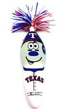 Texas Rangers Pen Kooky Klicker Belt Clip MLB Baseball Head Ball Point Key Chain