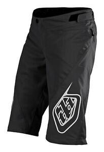 Troy Lee Designs MTB / Bicycle YOUTH Sprint Shorts - Black