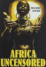 Africa Uncensored [New DVD]