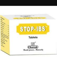 Stop-IBS Tablets for Intestine Motility Modulator - 30 Tablets