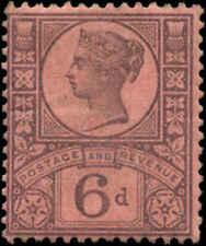 Great Britain Scott #119 Mint No Gum