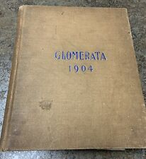 1904 Auburn University Yearbook Annual Glomerata RARE