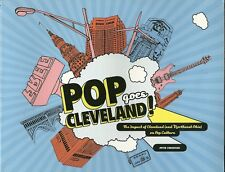 POP Goes Cleveland by Peter Chakerian SIGNED 2010  Pop Culture Ohio