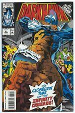DARKHAWK #31 Sept 1993 MARVEL Comics NM+ 9.6 W INFINITY CRUSADE Crossover B/O