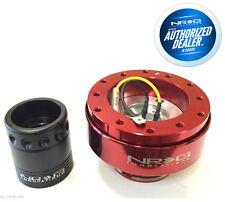 NRG Steering Wheel Hub Adapter Quick Release Polaris RZR 800 900 1000 08-15 RED