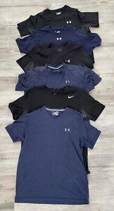 Lot Under Armour Nike Men's Heatgear T Shirts