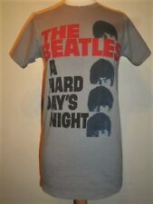 Misses soft BEATLES album art A Hard Day's Night rock T-shirt