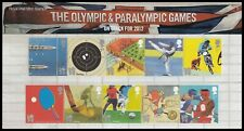 2010 GB The Olympic & Paralympic Games Royal Mail Presentation Pack No.444