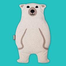Climatizada HUGGABLE Oso Polar Bolsa Paquete De Calor Para Microondas Trigo Lavanda Frio Calor