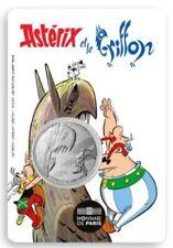 Blister Médaille Monnaie de Paris Asterix Nouvel Album