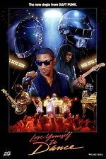 "107 Daft Punk - Thomas Bangalter Guy-Manuel de Homem-Christo 24""x36"" Poster"