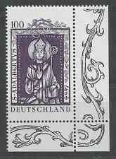 "GERMANIA- 1997 ""Sant'Adalberto da Praga"" singolo** em. congiunta col Vaticano"