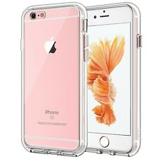 JETech Case for Apple iPhone 6 6s Plus Shock-absorption Bumper Cover HD Clear