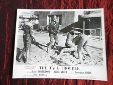 BRIAN KEITH - THE TALL TROUBLE  - WESTERN LOBBY CARD -8X10