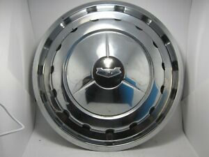 57 Chevrolet Bel Air 150 210 Nomad Sedan Delivery 14-inch Wheel Cover USED