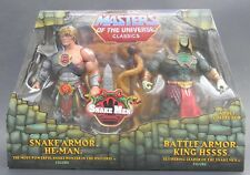 Mattel Masters of the Universe Classics MOTUC Snake Armor He-Man vs King Hssss