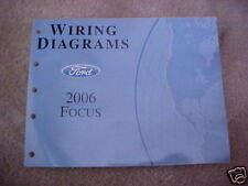 2006 Ford Focus Wiring Diagrams