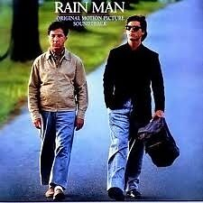 RAIN MAN    ORIGINAL MOTION SOUNDTRACK   CD