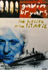 Canvas Illustration of the Sinking o the Titanic by Willy fArt print POSTER