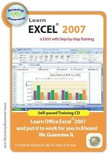Learn Microsoft Excel 2007 and Financial Analysis Skills Using Excel Training