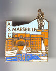 RARE PINS PIN'S .. BANQUE BANK BNP ASC PORT VOILIER VIERGE MARSEILLE 13 ~BT