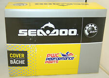 SeaDoo RXT-X 260 GTX 155/215 2010-2017 Black/Gray PWC Cover OEM BRP 295100719