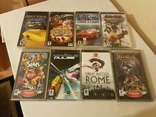 8x Sony psp games bundle ( Mint )