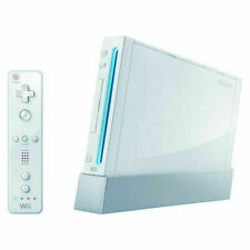 Nintendo Wii Console White Good Condition Same Day Dispatch 1st Class Delivery