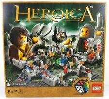 Lego Micro figure Goblin King from set 3860 Castle Fortaan