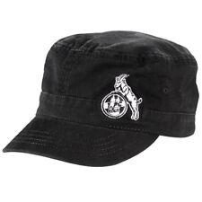 ARMY CAP BASECAP KAPPE M�œTZE schwarz 1. FC K�–LN