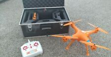 Syma x8c 2.4ghz 4ch Rc Quadcopter Drone Hd Camera and Case