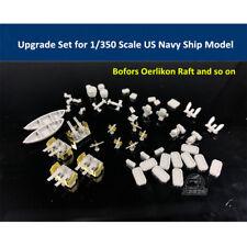 CYE012 Upgrade Set for 1/350 US Navy Ship Model(Bofors Oerlikon Raft Anchor)