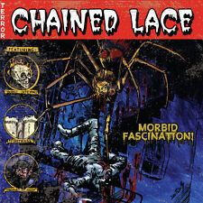CHAINED LACE -  Morbid Fascination (NEW*LIM.500*US 80's DOOM METAL*THE OBSESSED)