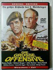 Die große Offensive / Henry Fonda, Helmut Berger / DVD / Neuwertig